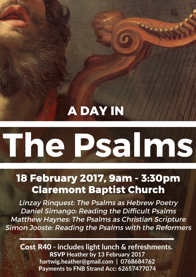psalms-seminar